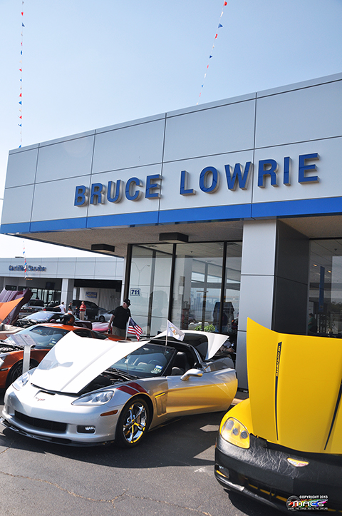 Cowtown Vettes - Bruce Lowrie Chevrolet Exhibition - Page ... Bruce Lowrie Chevrolet