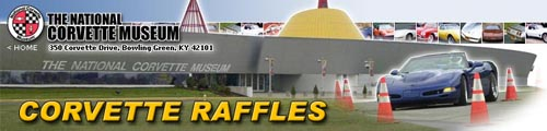 Click HERE for the Current NCM Corvette Raffles